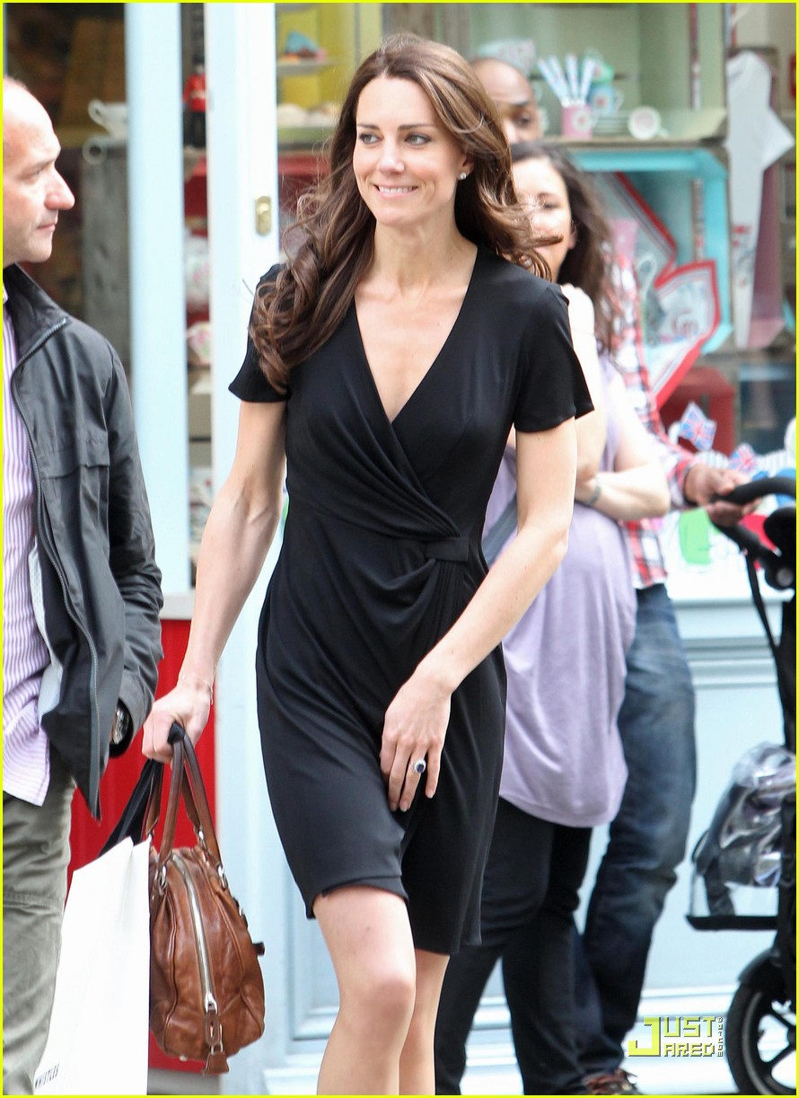 kate middleton savvy shopper 072537085