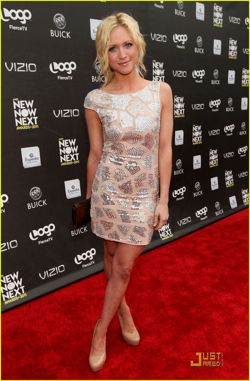 brittany snow logos newnownext awards 2011 072533833