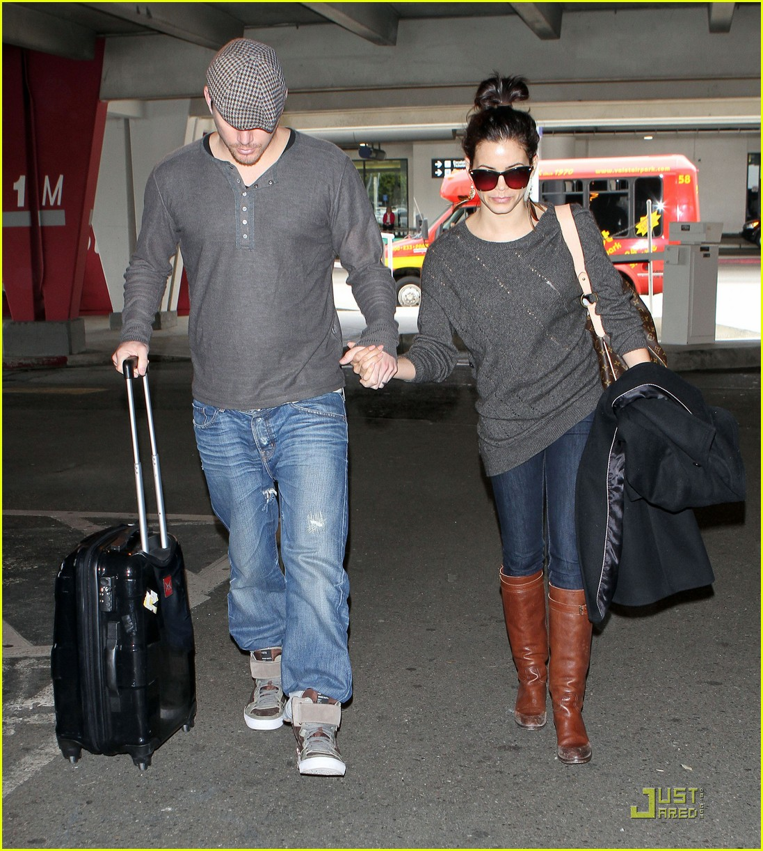 channing tatum jenna dewan back in los angeles 092533799