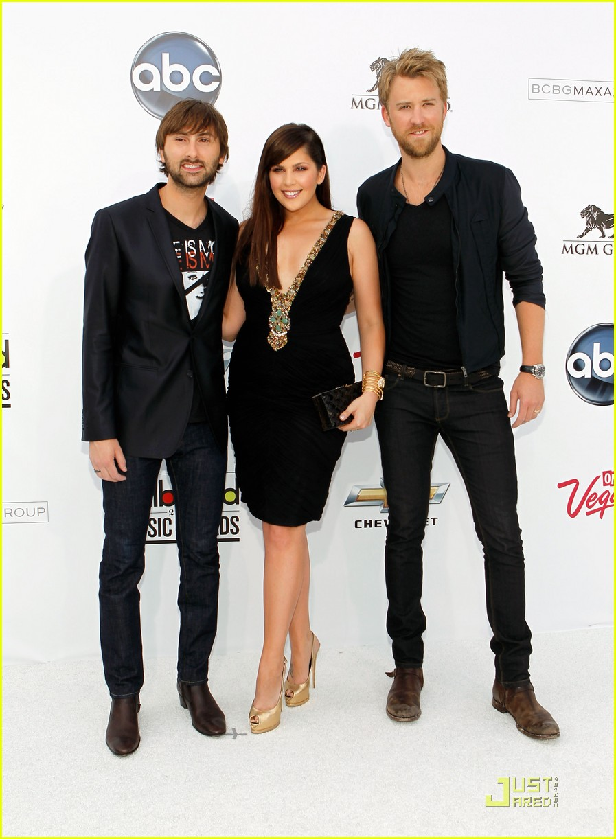 lady antebellum billboard music awards 2011 10