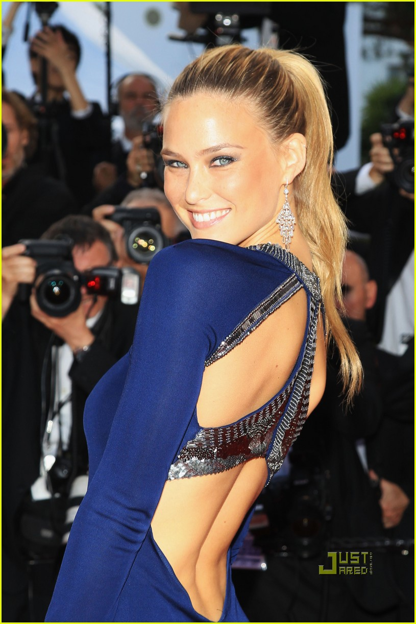 bar refaeli beaver premiere cannes 01
