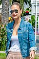 bar refaeli jean jacket cannes 04