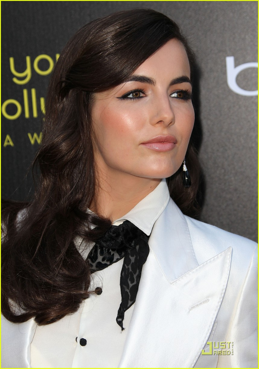 Camilla Belle young