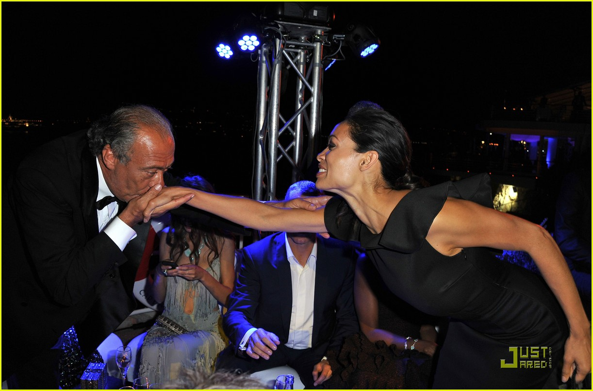 naomi campbell rosario dawson party partners 092545019
