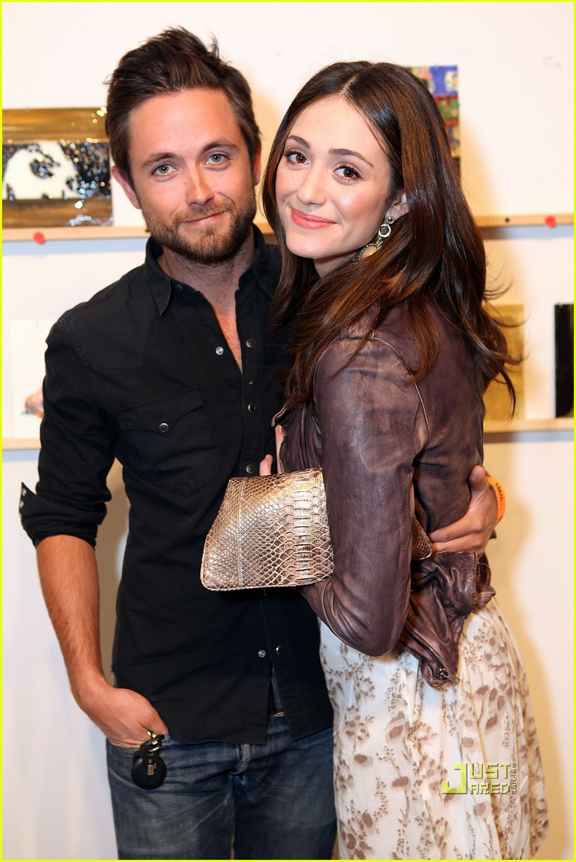 justin chatwin incognito art emmy rossum 052539954