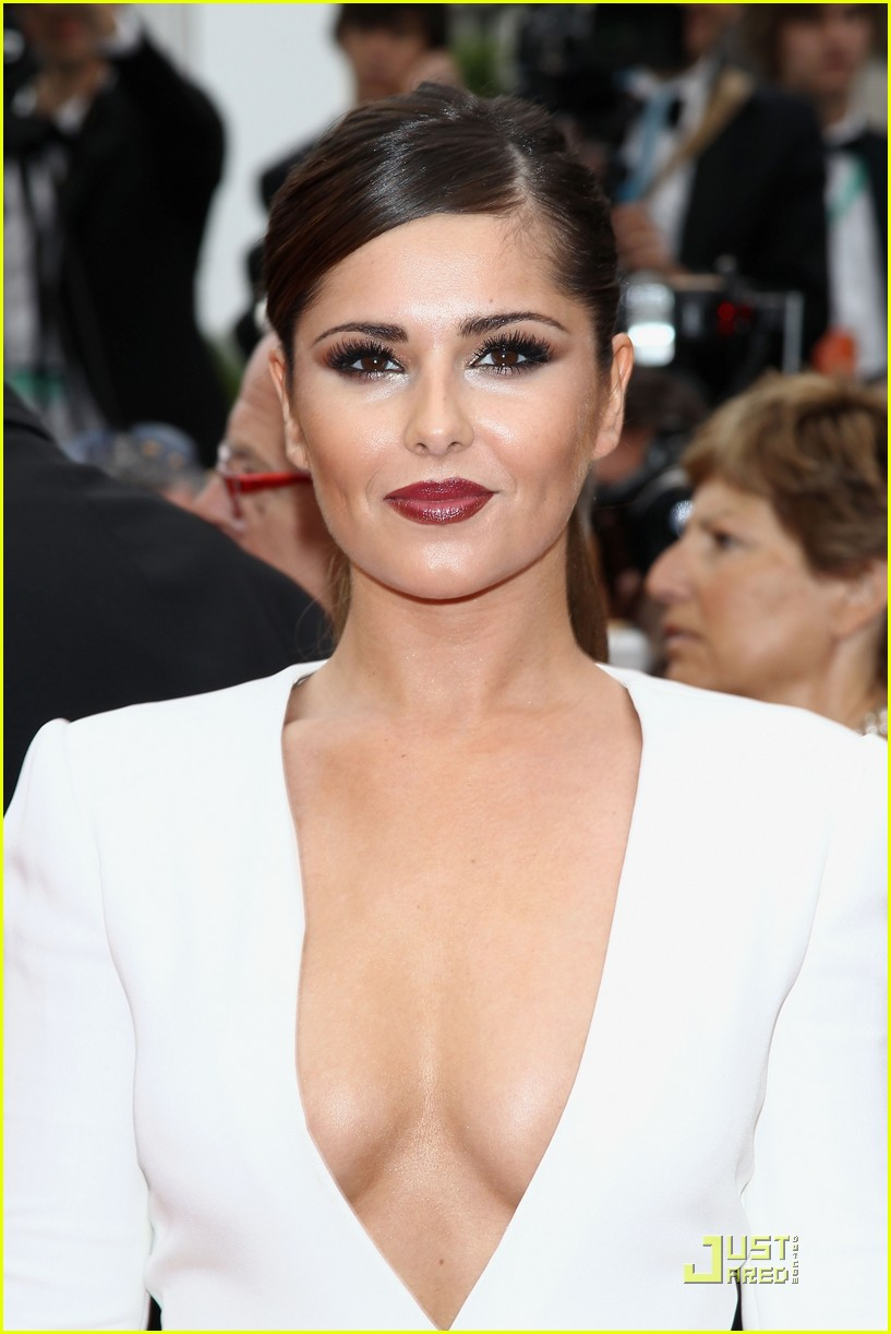 cheryl cole cannes film festival 07