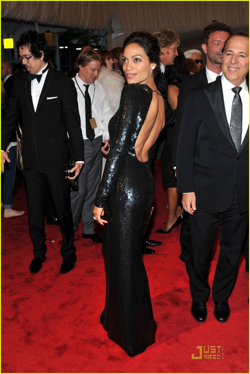 rosario dawson kerry washington mary j blige met ball 2011 08