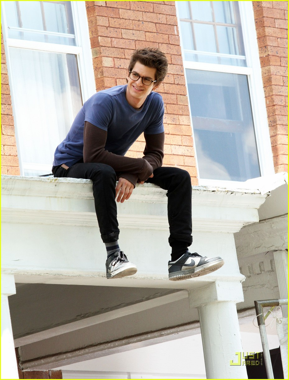 andrew garfield spidey set 01
