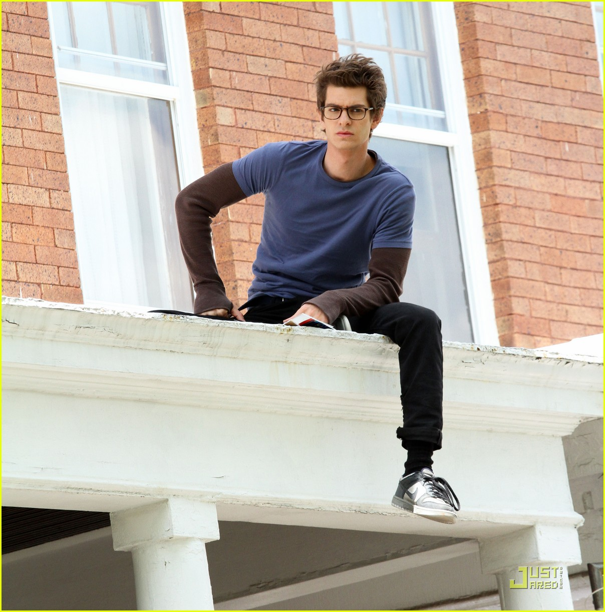 andrew garfield spidey set 05