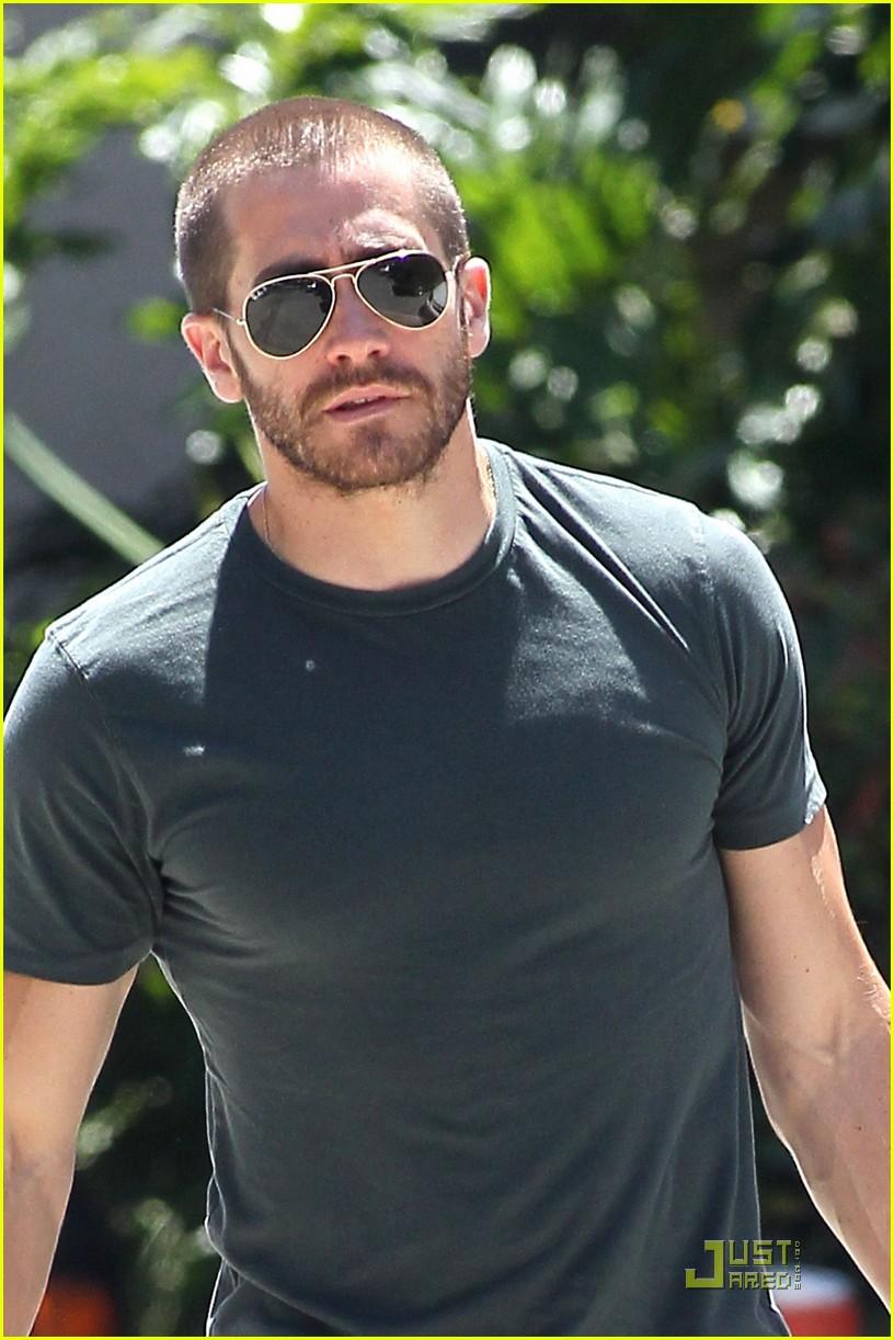 jake gyllenhaal boxing training day 10
