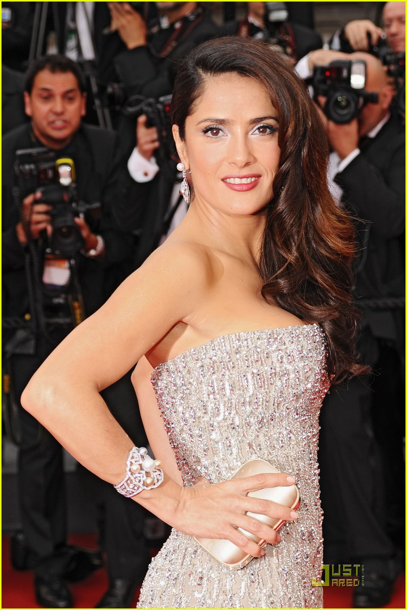 salma hayek cannes opening ceremony 01