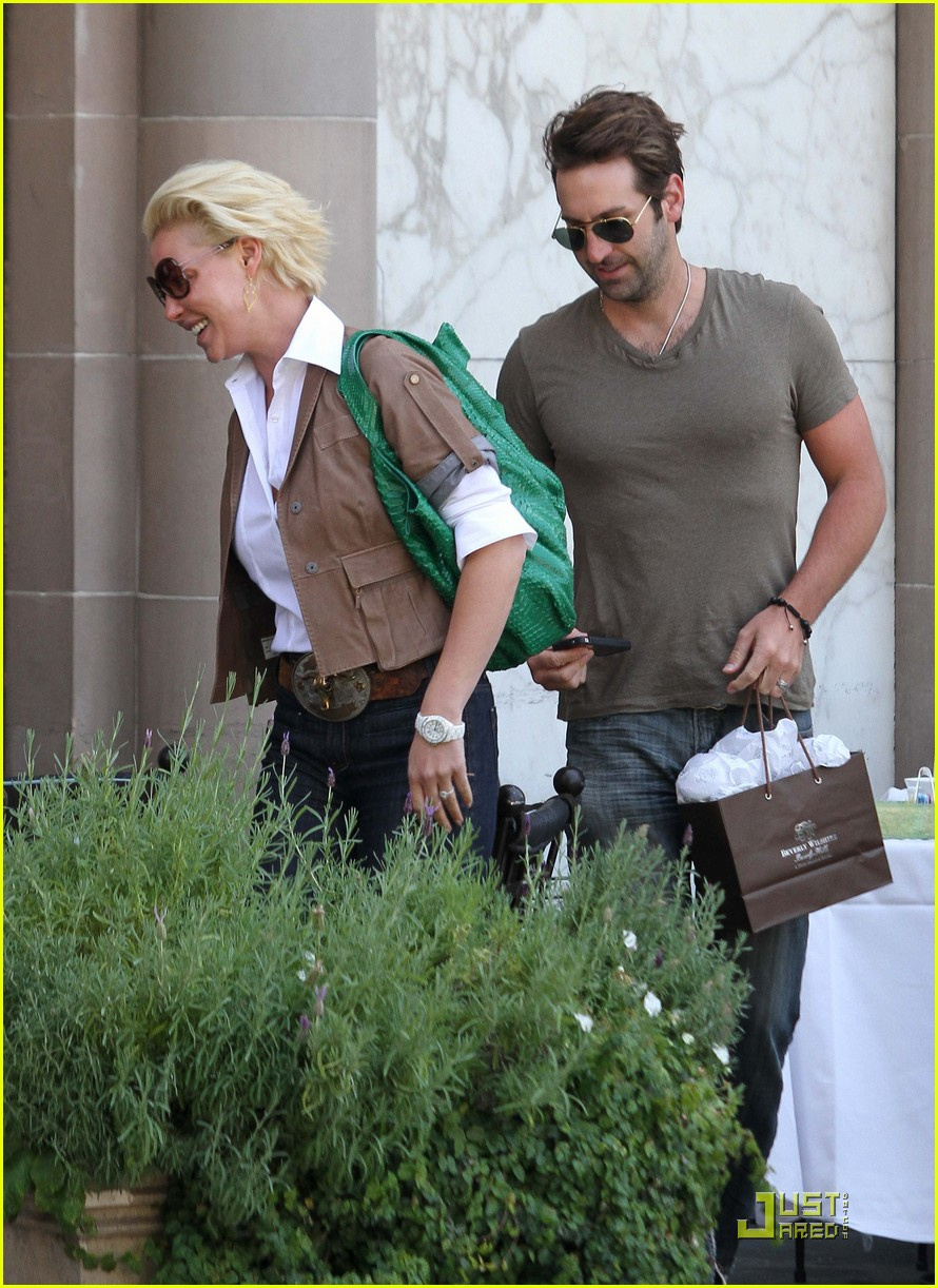 katherine heigl lunch with josh kelley and mom 10