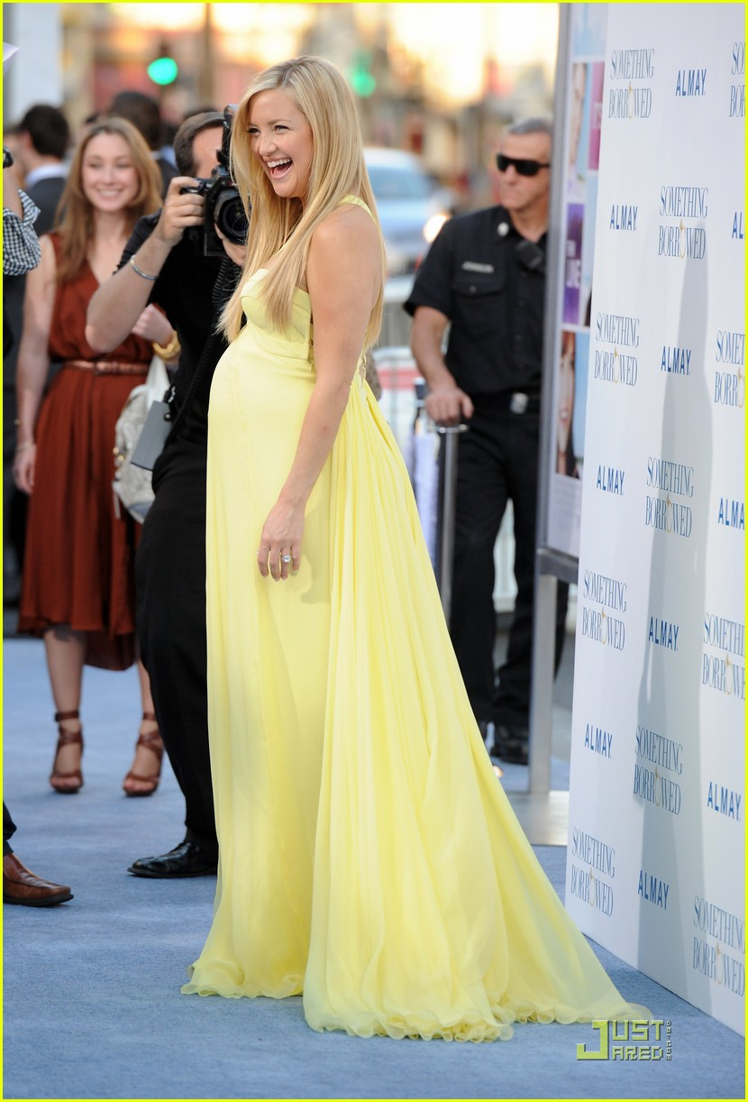 kate hudson something borrowed premiere 10