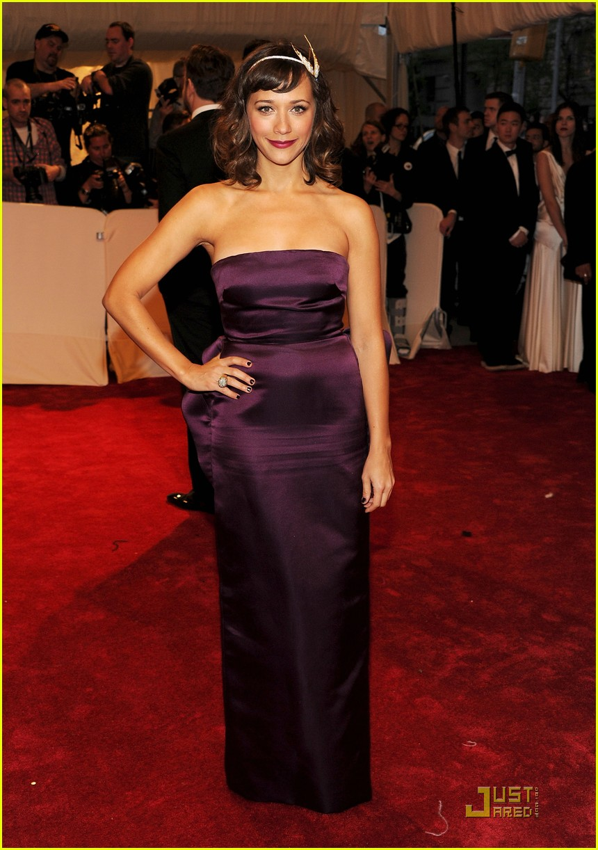 rashida jones alexa chung met ball 2011 07