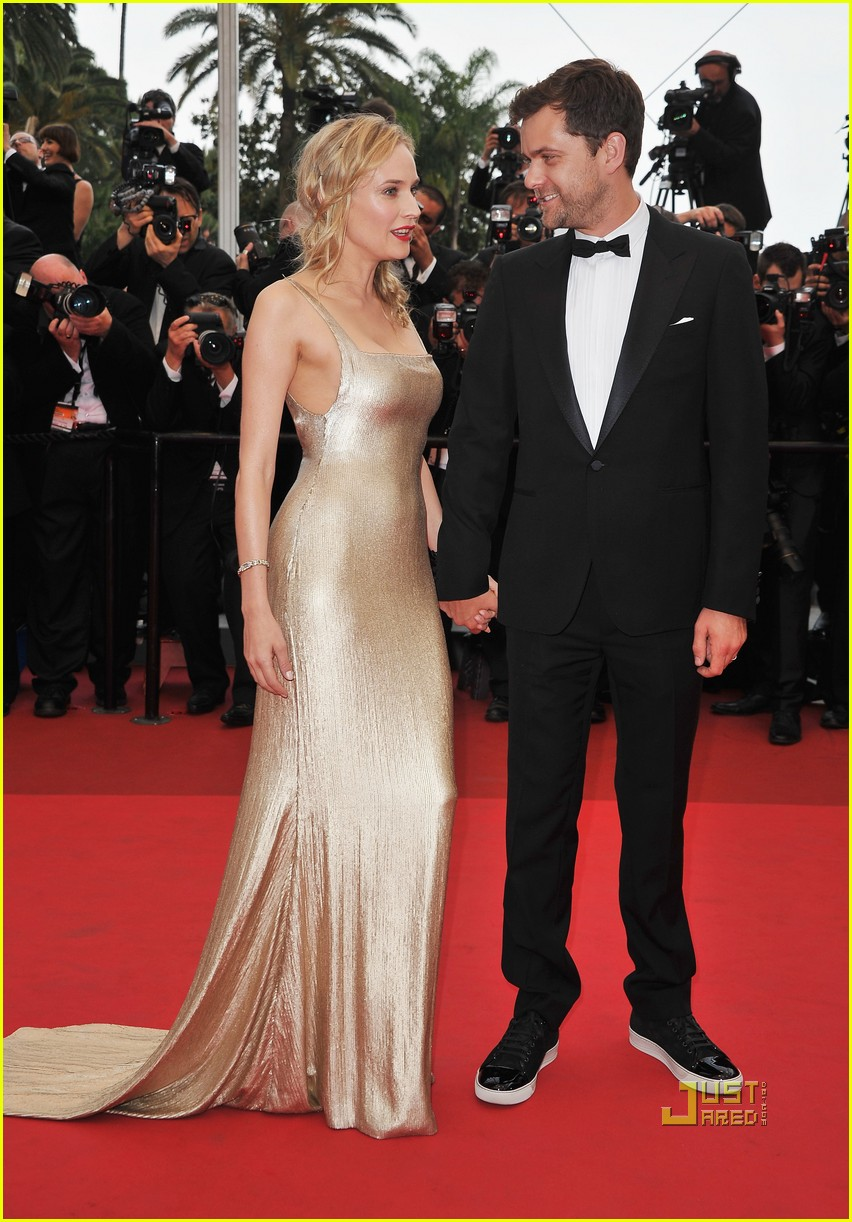 diane kruger joshua jackson sleeping beauty cannes film festival 2011 04