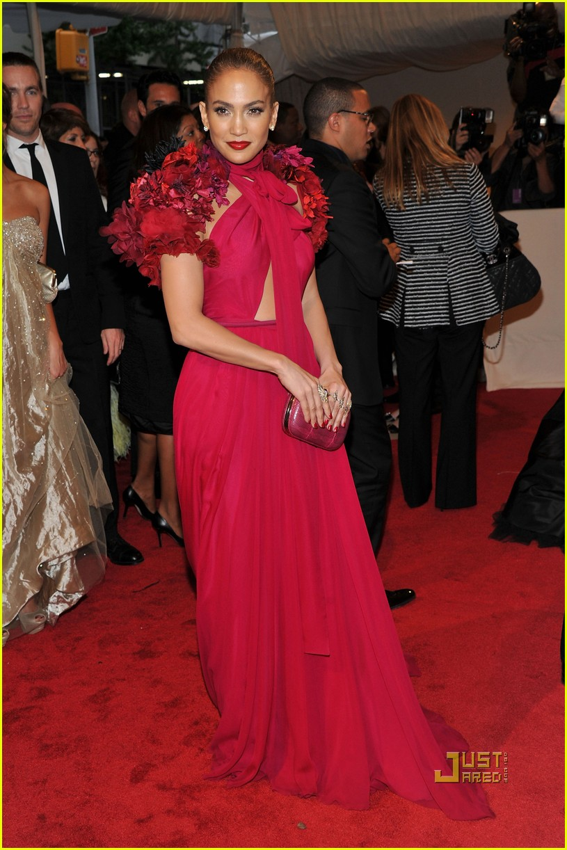 jennifer lopez met ball 2011 01 09