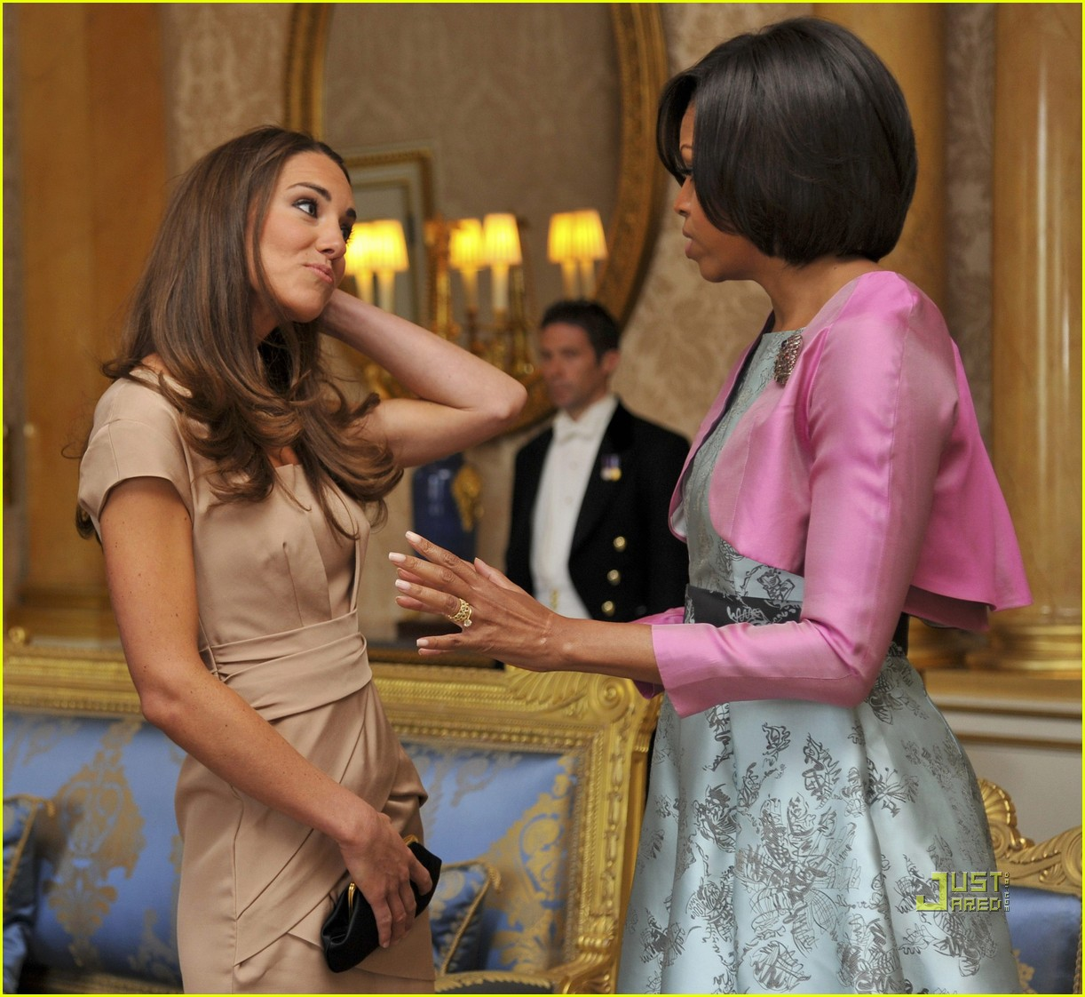 kate middleton prince william meet obama 06