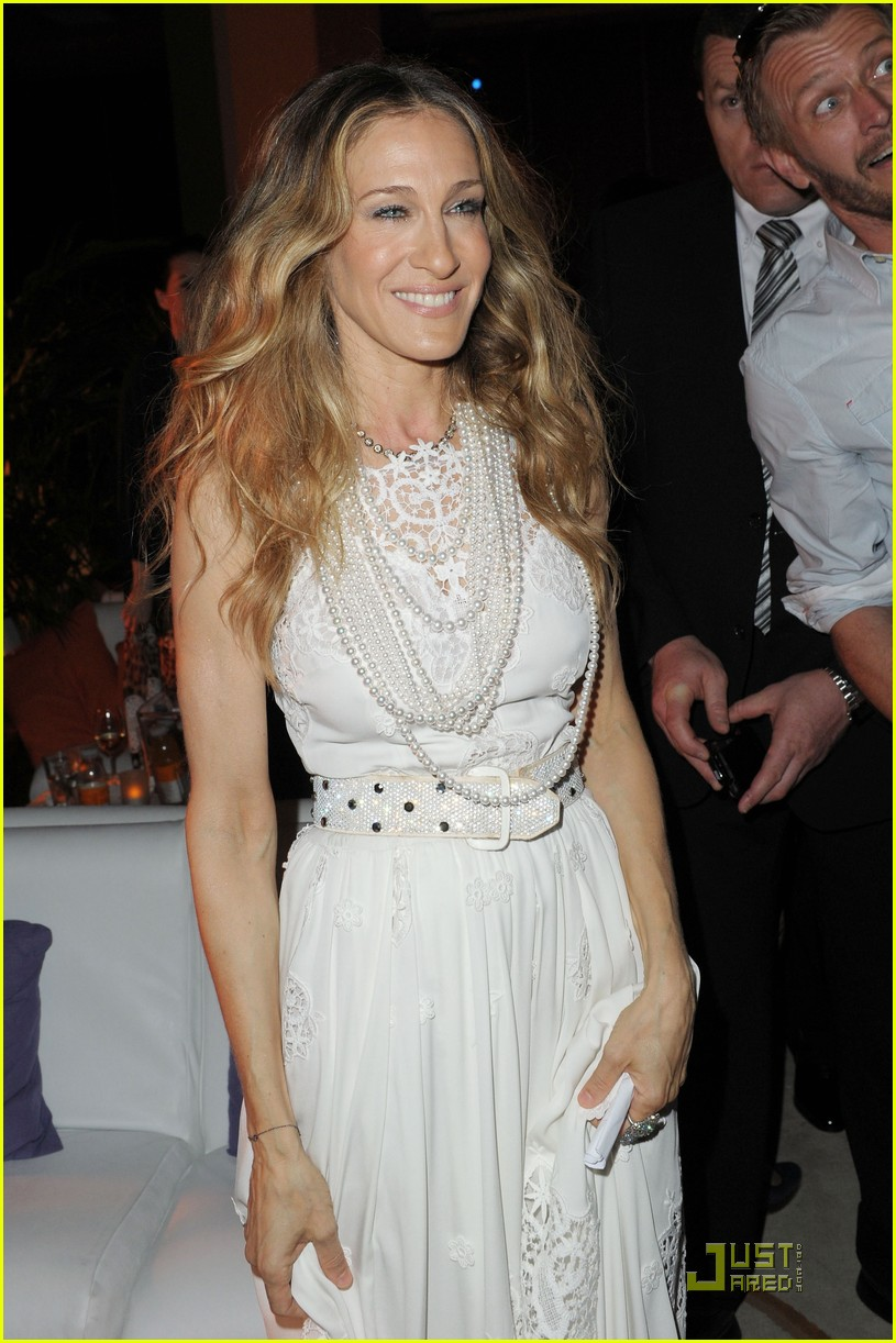 sarah jessica parker cannes wu xia premiere weinstein party 082543931