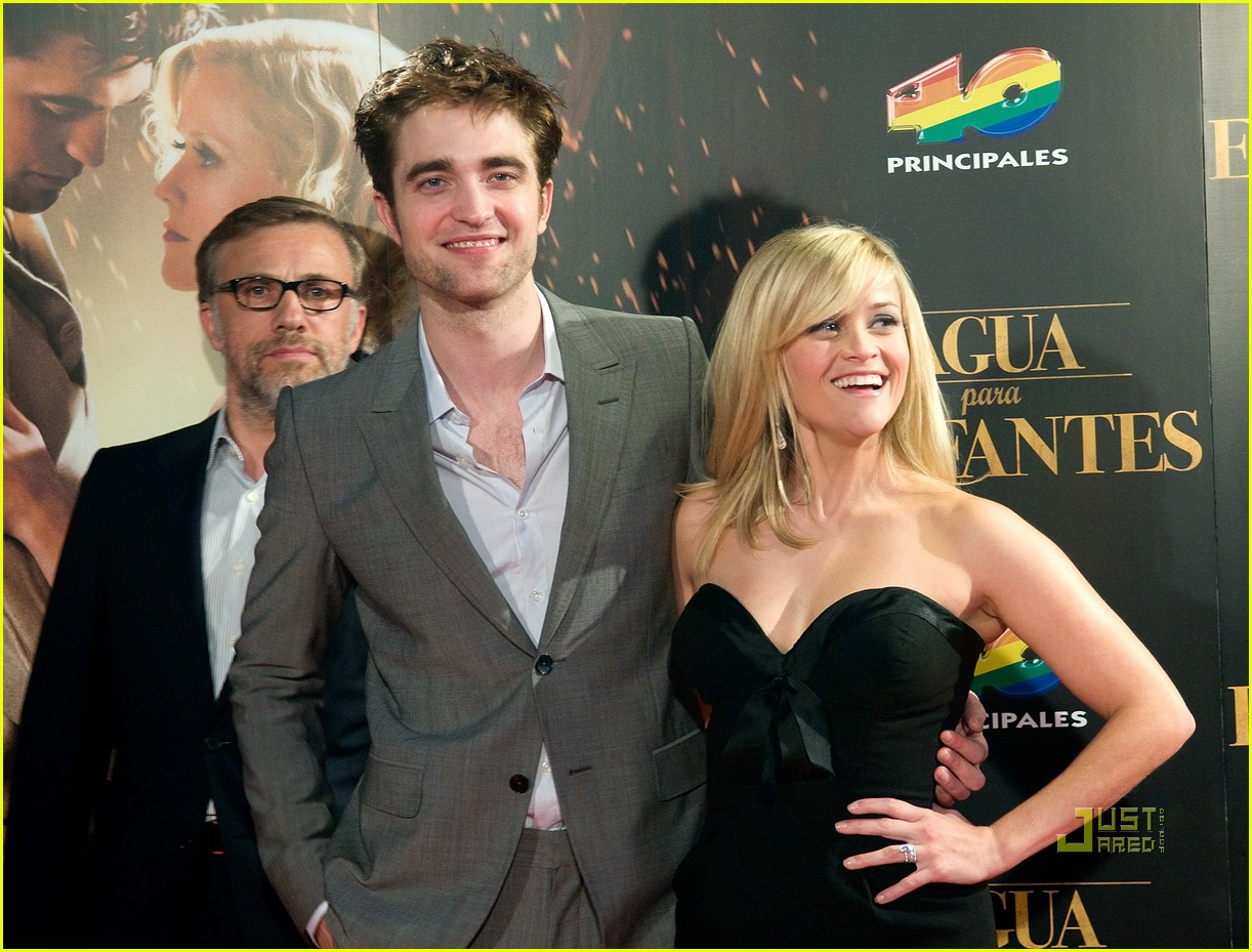 reese witherspoon spain robert pattinson water for elephants 05