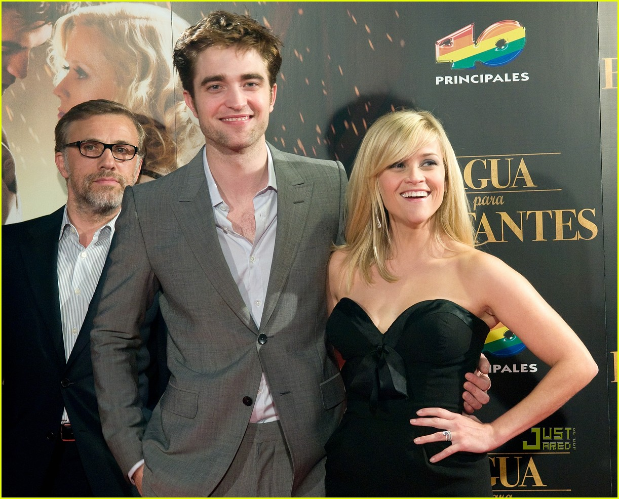 reese witherspoon spain robert pattinson water for elephants 29