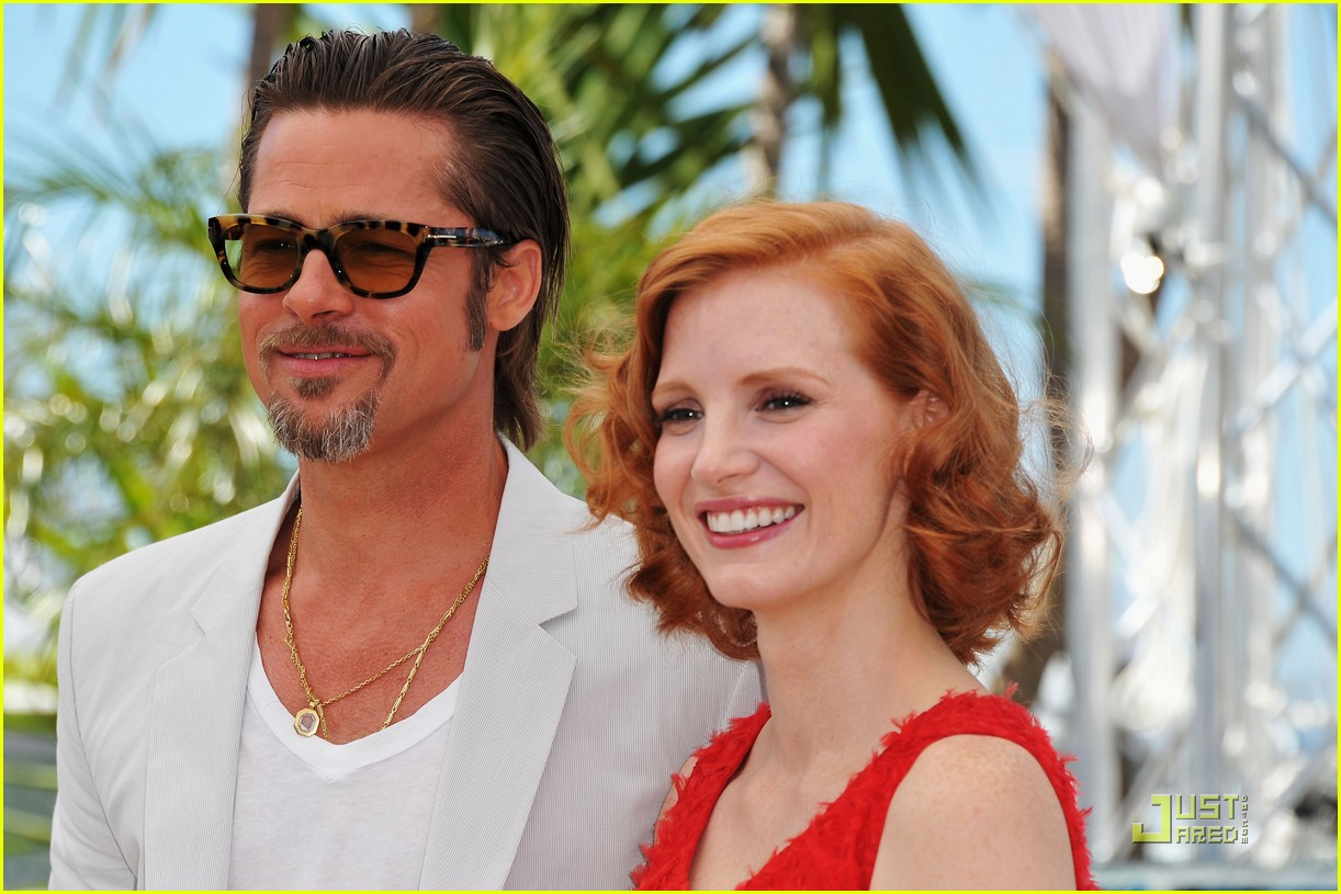 brad pitt cannes tree of life 43