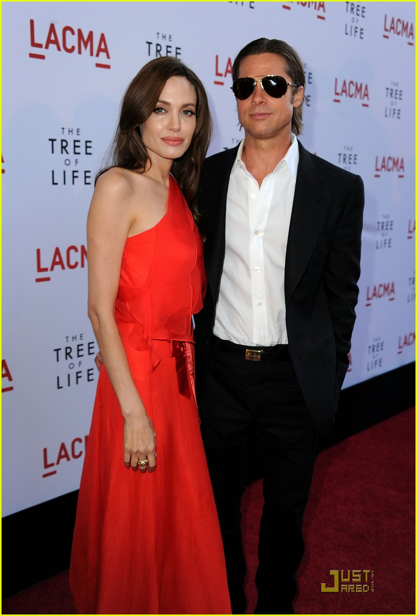 angelina jolie brad pitt tree life screening 05