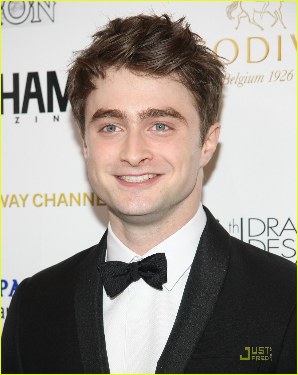 daniel radcliffe drama desk awards 07