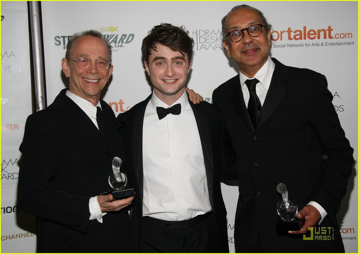 daniel radcliffe drama desk awards 082547092