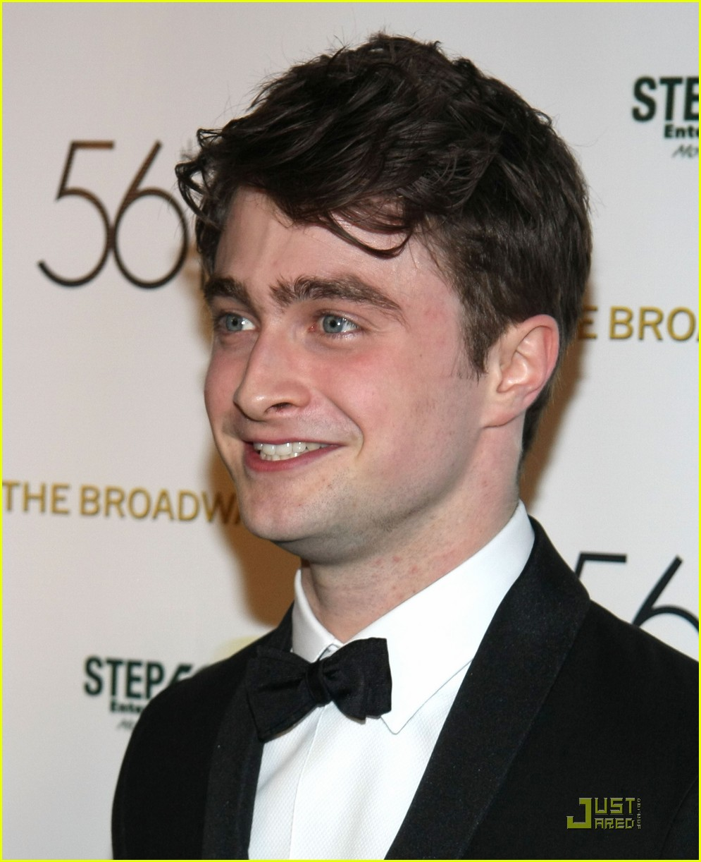 daniel radcliffe drama desk awards 09