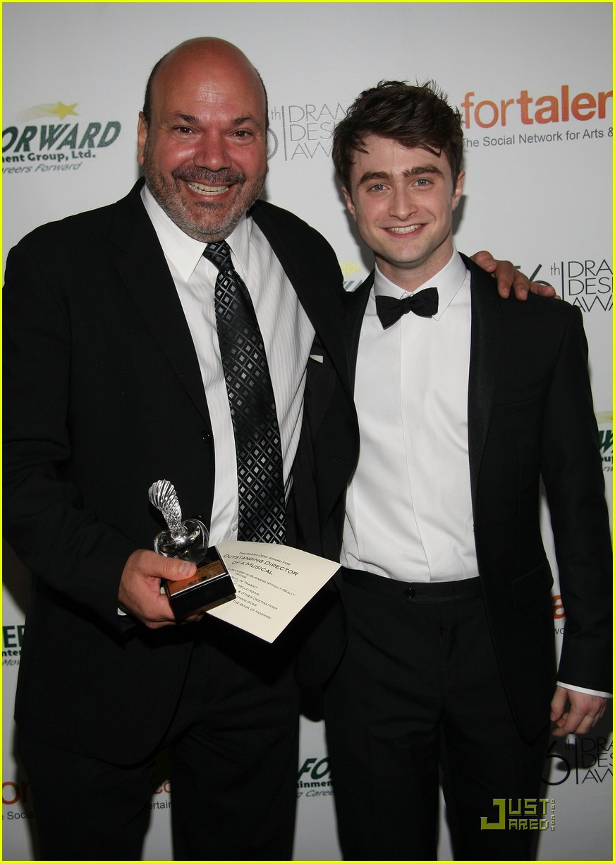 daniel radcliffe drama desk awards 10
