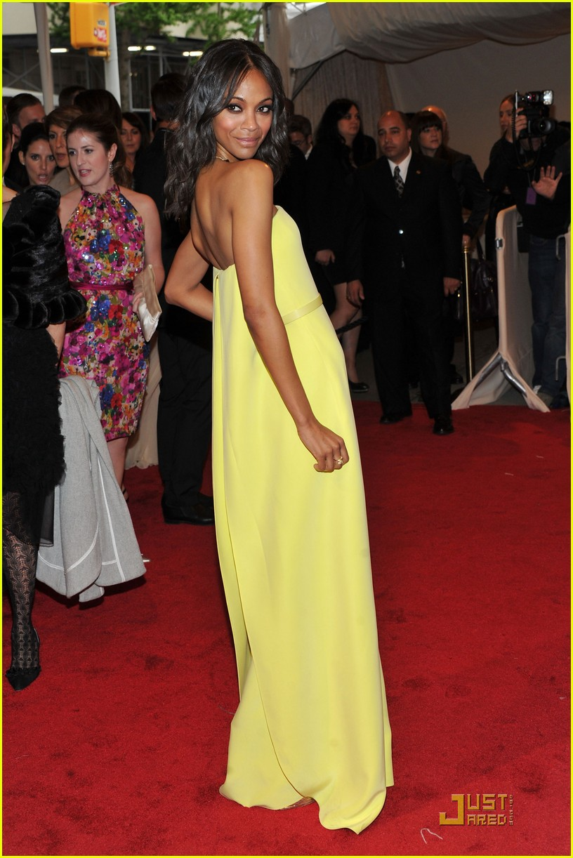 zoe saldana met ball 2011 01