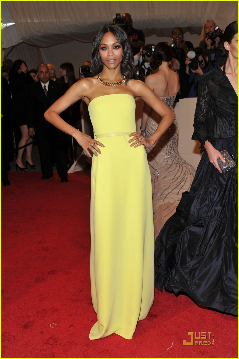 zoe saldana met ball 2011 03