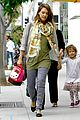 jessica alba fathers day errands beverly hills 14