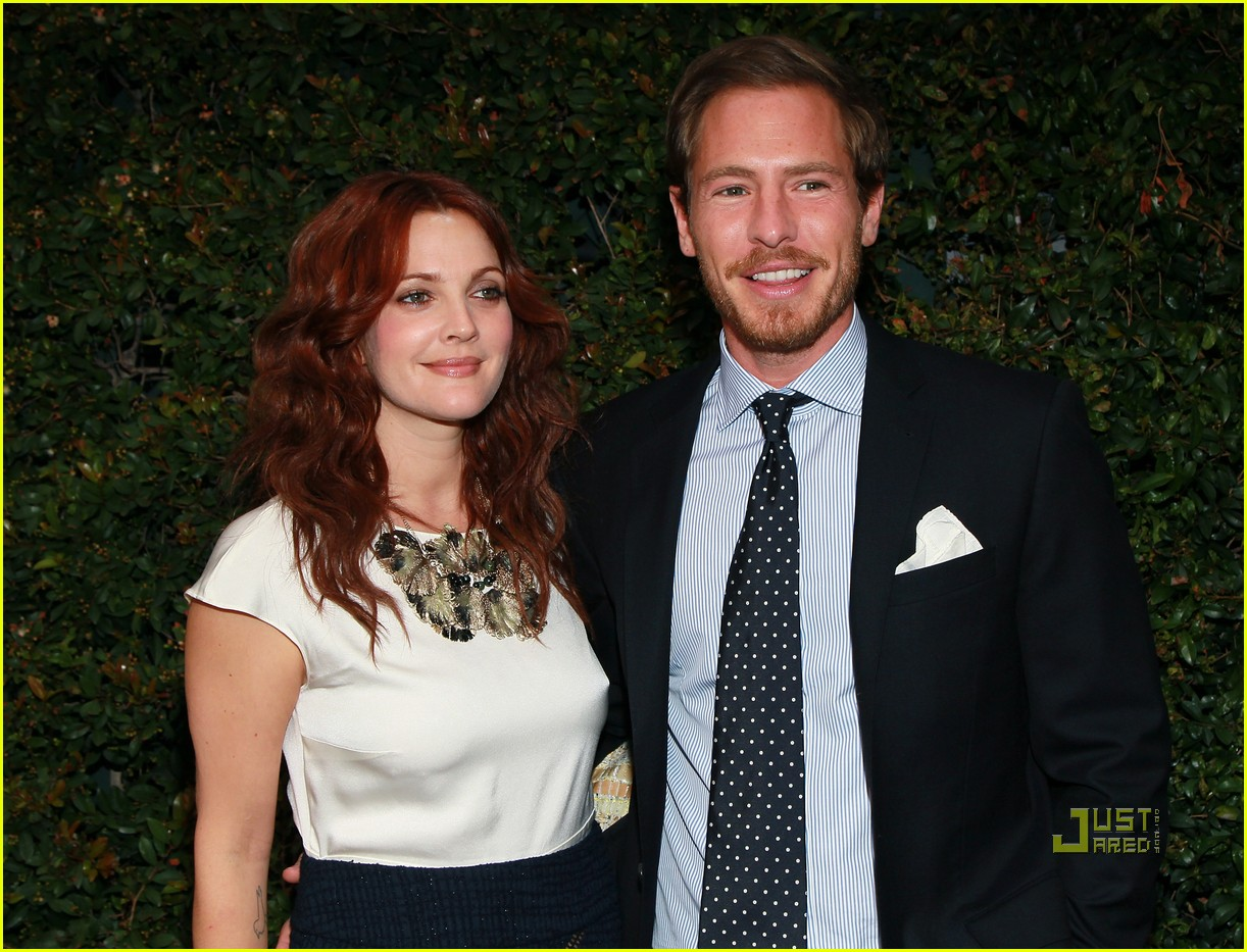 drew barrymore will kopelman nrdc dinner 16