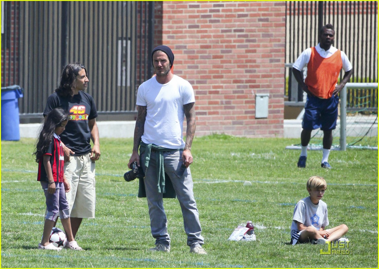 david beckham soccer dad 16