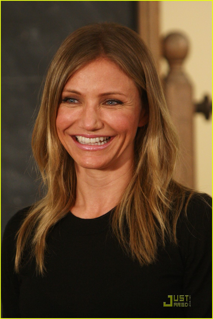 cameron diaz bad teacher london 10