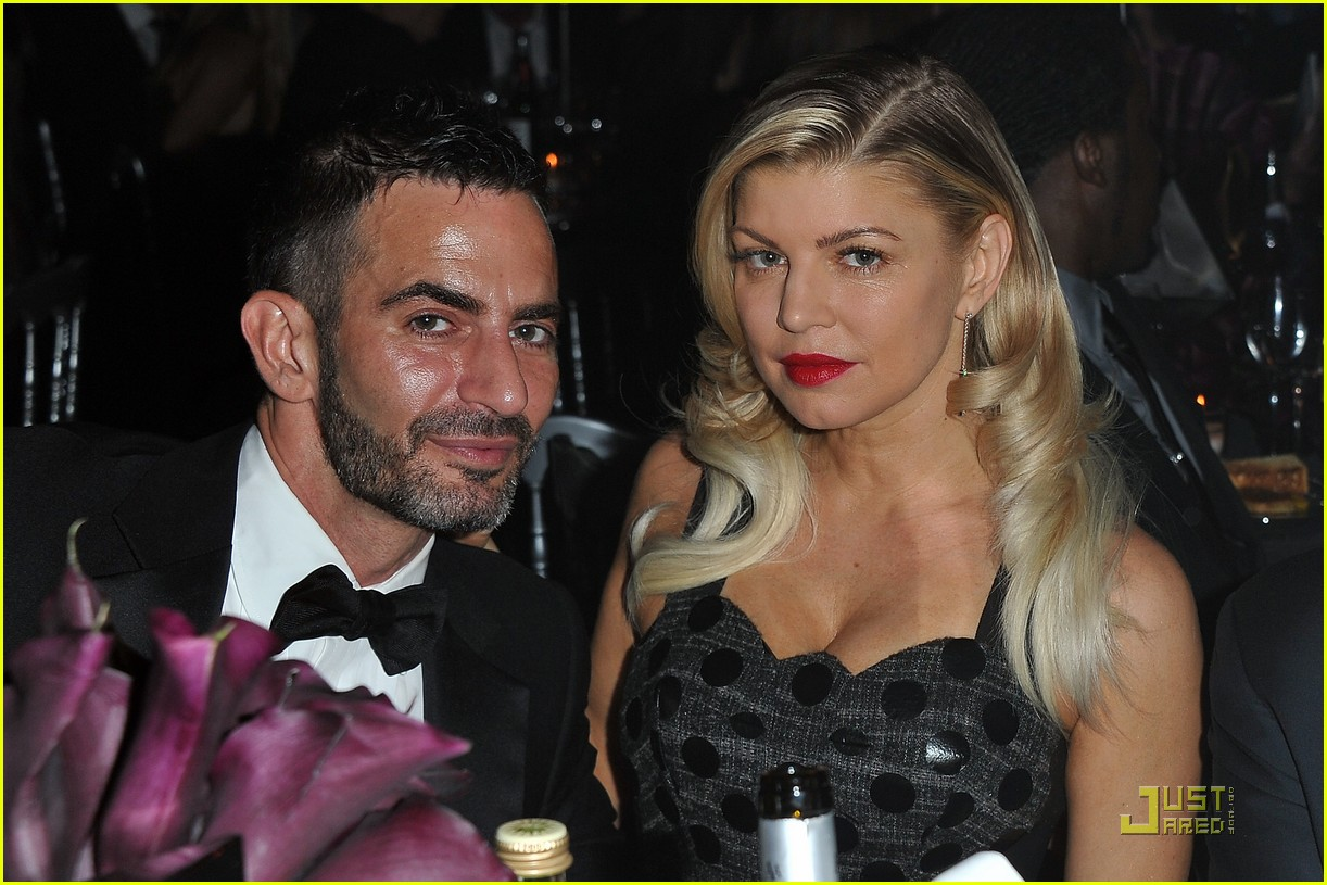 fergie amfar paris inspiration gala with marc jacobs 09