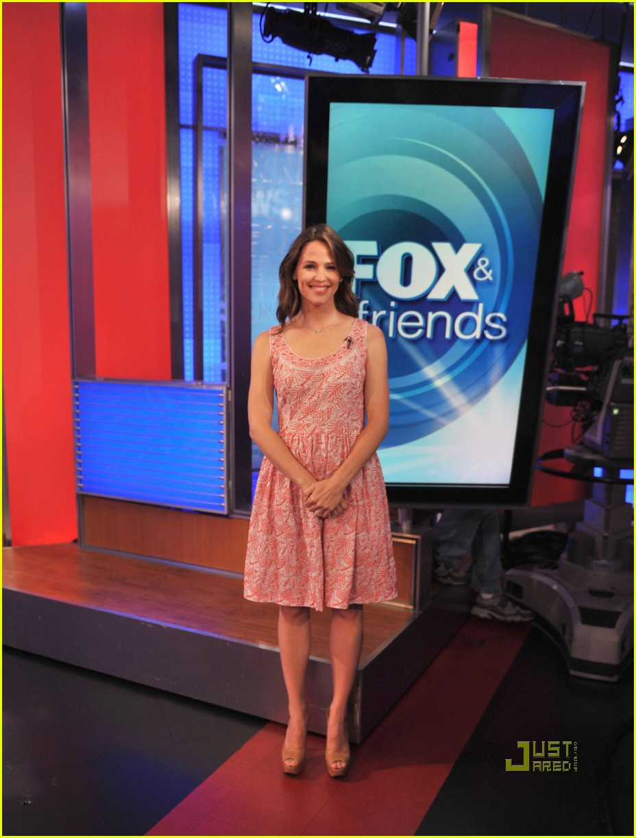 jennifer garner fox friends 07