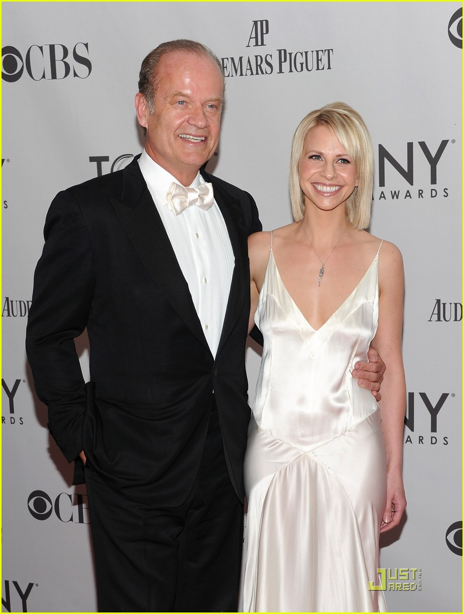 kelsey grammer kayte walsh tony awards 2011 02
