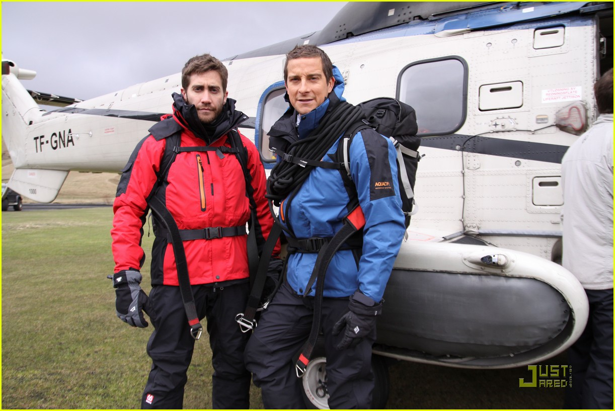 jake gyllenhaal man vs wild 01