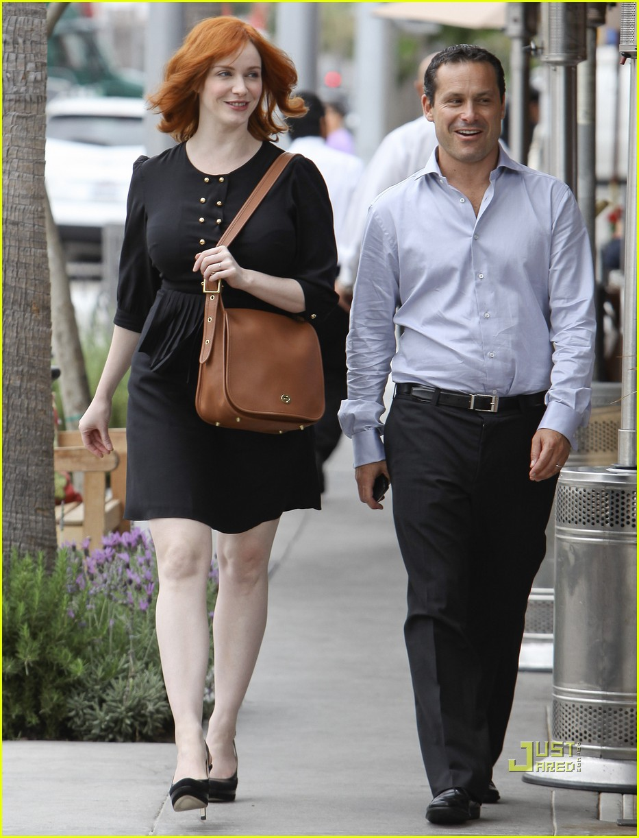 christina hendricks friend beverly hills 11