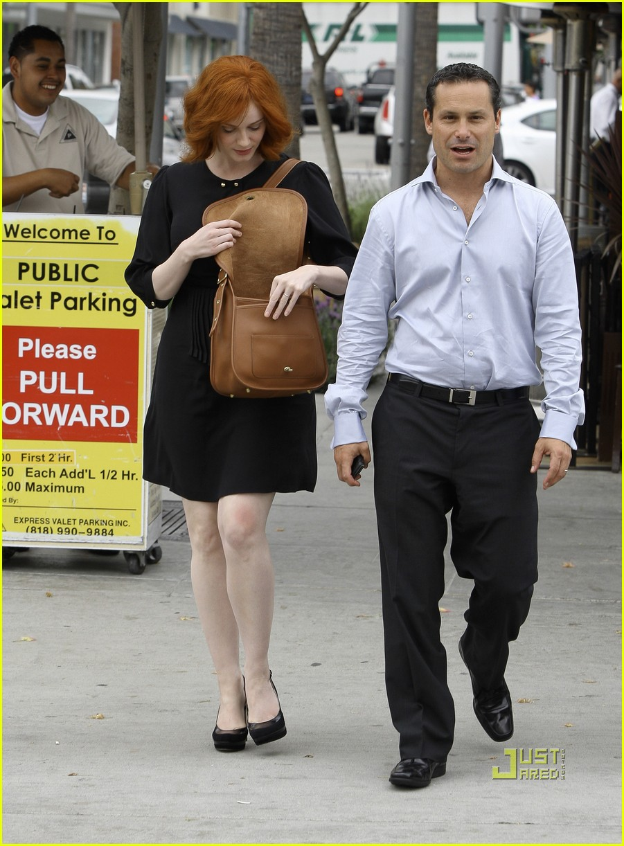 christina hendricks friend beverly hills 15
