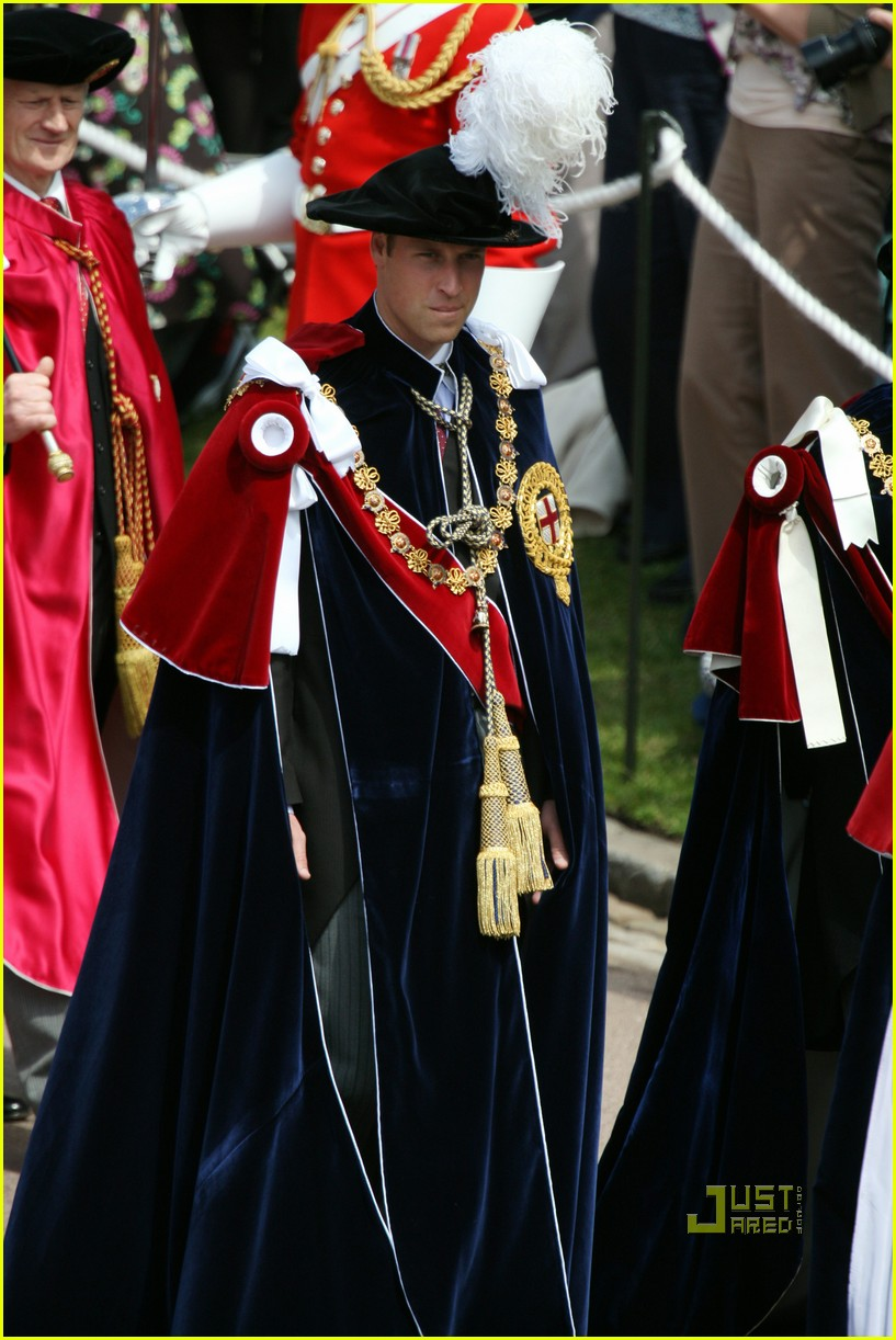 kate middleton prince william garter service 03
