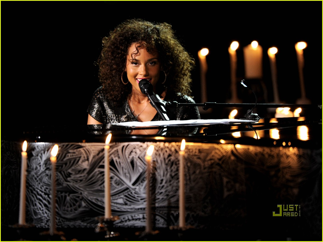 alicia keys pantages 07