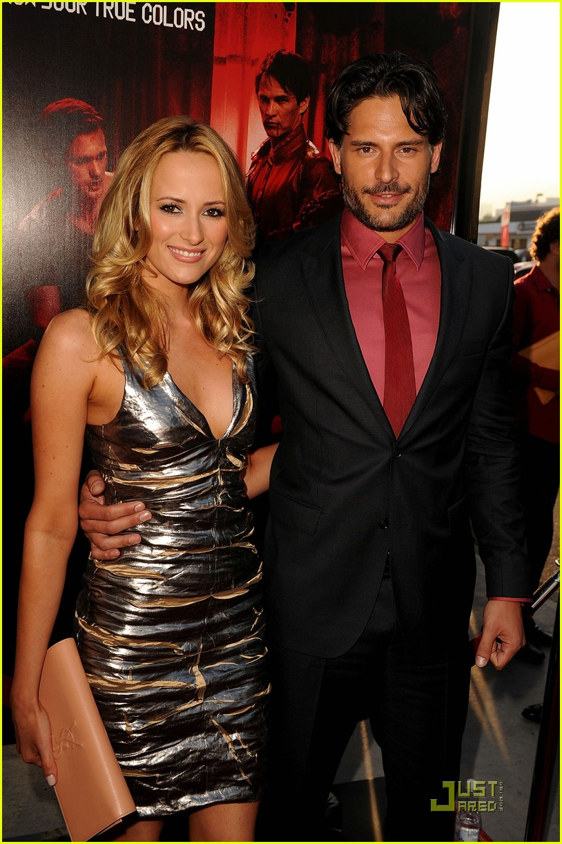 ryan kwanten joe manganiello true blood premiere 02