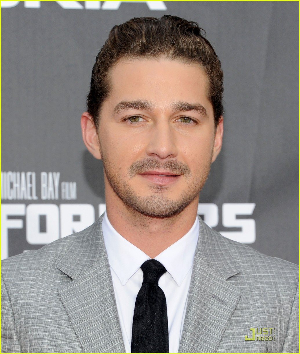 Shia LaBeouf Premieres 'Transformers' in NYC Shia Labeouf