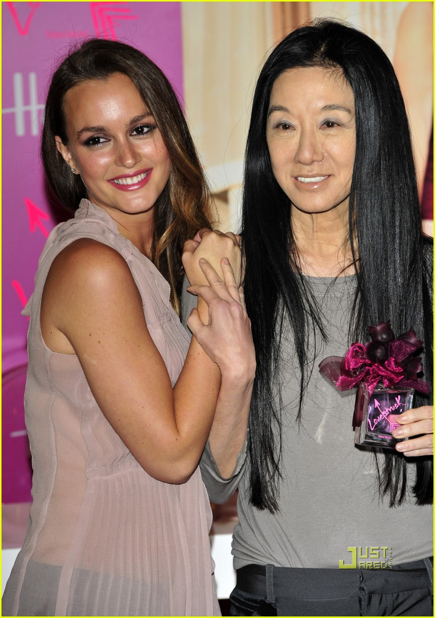 leighton meester lovestruck event london 022550822