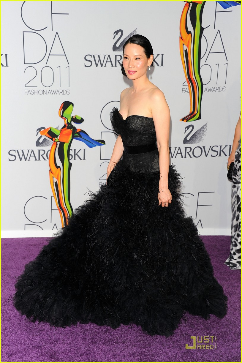 lucy liu cfda awards 03