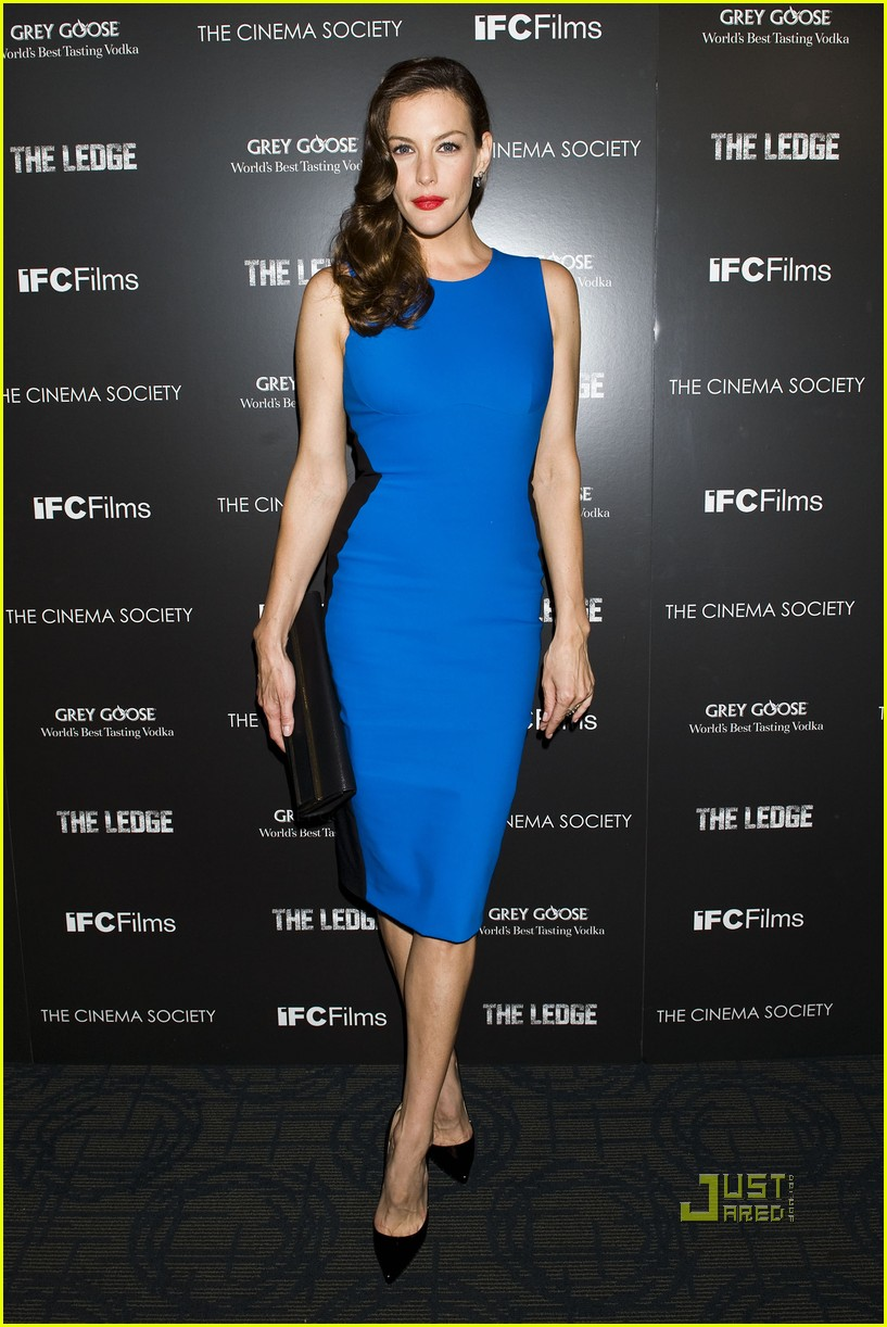 liv tyler patrick wilson ledge screening 022554449