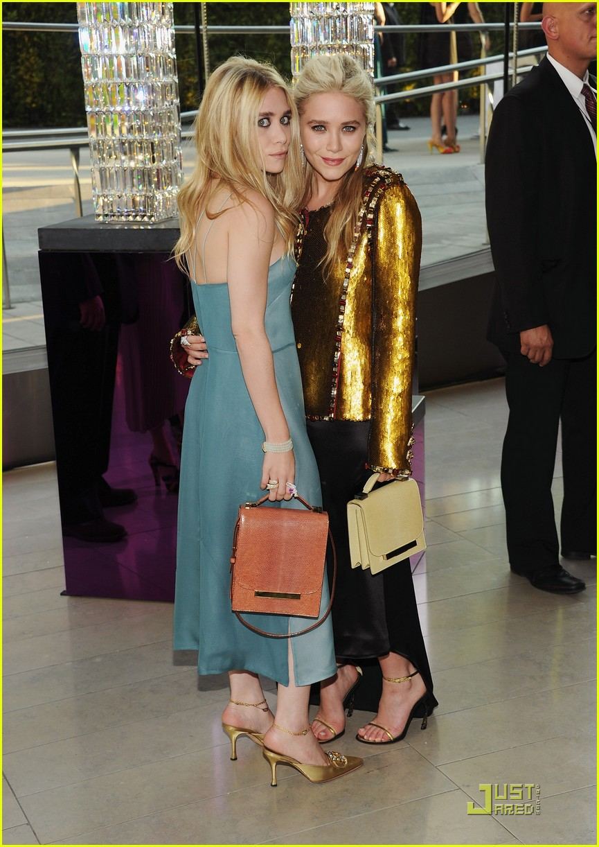 ashley mary kate olsen cfda 05